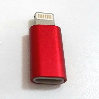 Micro Usb Lightning iPhone Apple Dönüştürücü OTG Çevirici