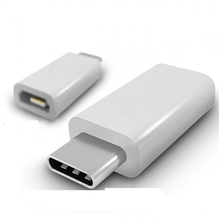 Micro USB Type C Dönüştürücü Çevirici Adaptör Converter Typec