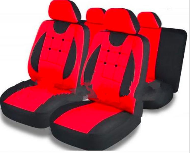 Tüm Araçlara Uyumlu Oto Koltuk Kılıfı Set 4 Renk Seçeneği