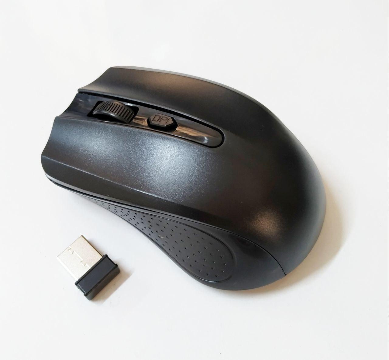 Kablosuz Wireless Mouse Taşınabilir 1200DPI  2.4Ghz