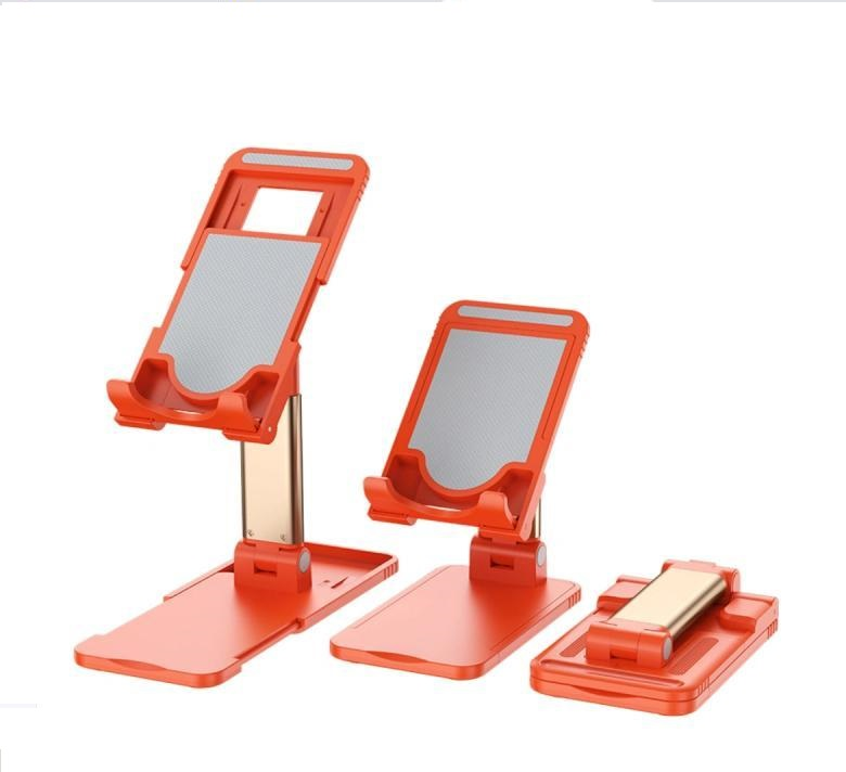 Masaüstü Telefon Tablet Tutucu Stant Çok Amaçlı Kademeli