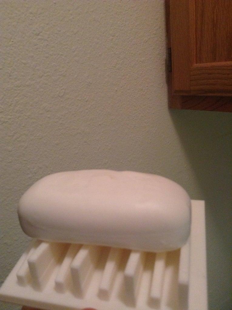 Modern Sabunluk Sabun Tutma Tutucu