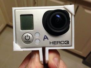 GoPro Hero3 Kamera Çerçeve Bağlantısı Tutucu