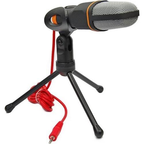 Masaüstü Consender Mikrofon Profesyonel Youtuber Bilgisayar Telefon