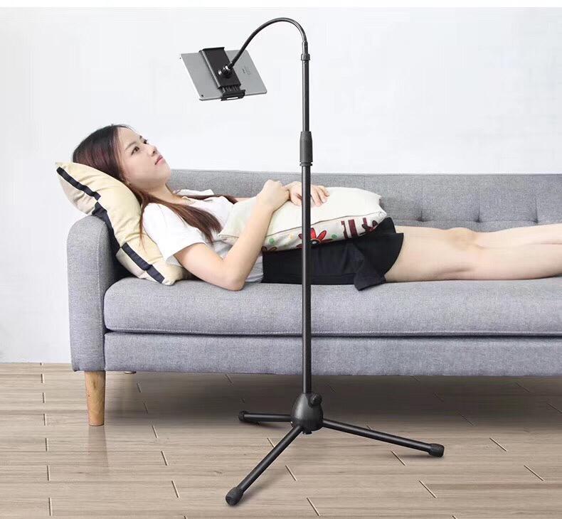 Oyun Askı Selfie Tablet Telefon Tutucu Standı Kıskaç Tripod