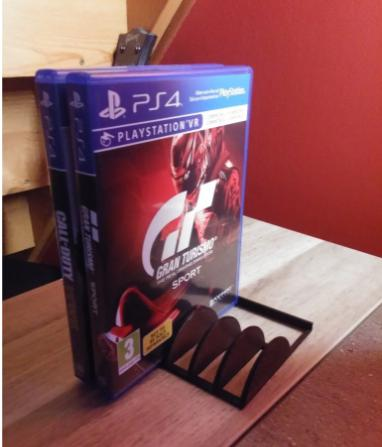 PlayStation Oyun CD Tutucusu PS4 PS3