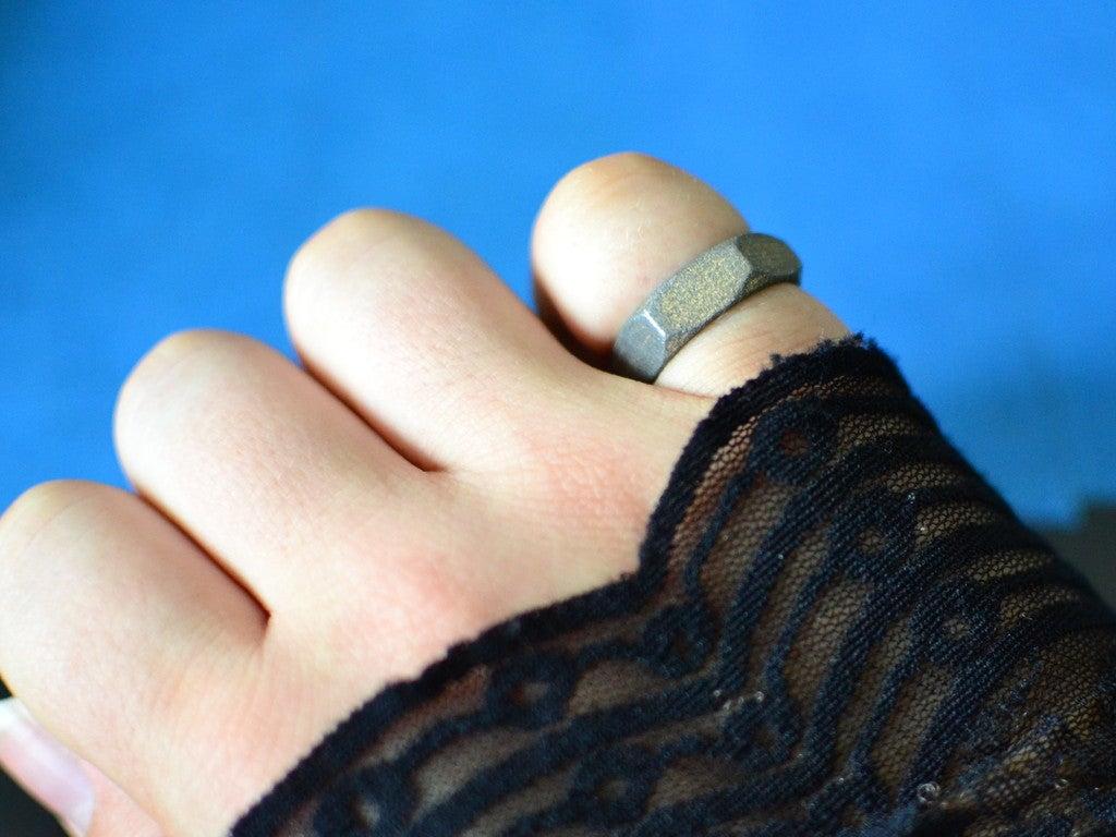Ters Mühendis Yüzüğü Hediyelik Süs Eşyası Aksesuar Dekoratif