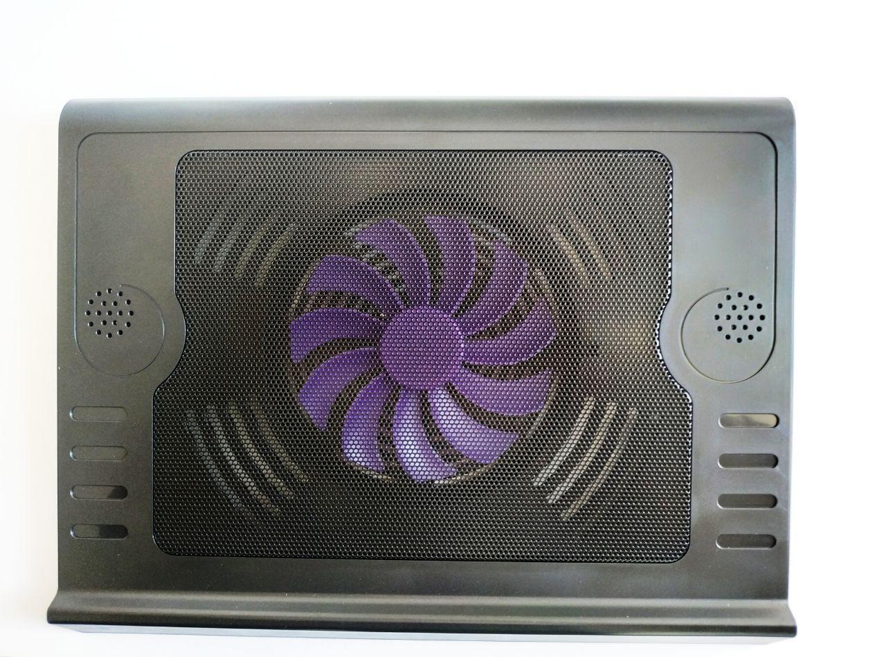 Saywin SC-05 Hoparlörlü Laptop Notebook Soğutucu Tek Fan Kablolu