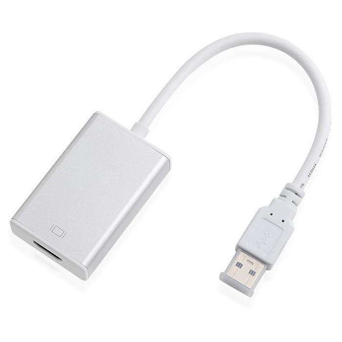 USB 3.0 - 2.0 to Hdmi Dönüştürücü PC Notebook TV Görüntü Aktarım