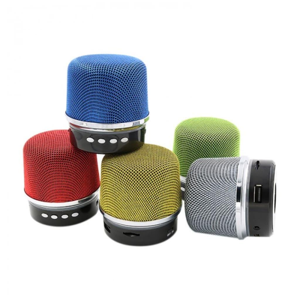 T&G Taşınabilir Bluetoothlu Karaoke Hoparlör Mikrofon Telefon