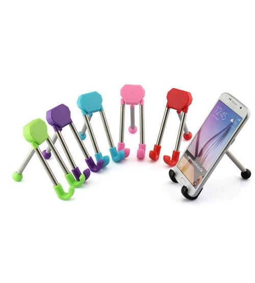 Masaüstü Akıllı Telefon Tablet Tutucu Standı Tripod Stant Tutacak