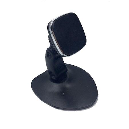Universal Araç Manyetik Mıknatıslı Vantuzlu Telefon Tutucu Siyah