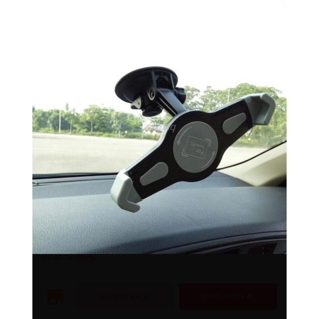 Oto Araç İçi Telefon Tablet Tutacağı Siyah Navigasyon GPS
