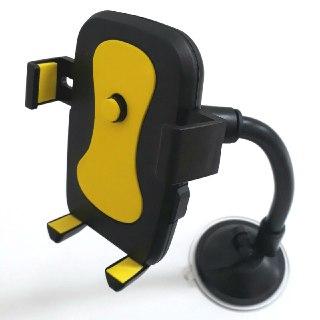 Universal Oto Araç İçi Navigasyon Tutacağı Cam Vantuzlu Kıskaçlı