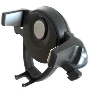 Universal Oto Araç İçi Vantuzlu Kıskaçlı Telefon Gps Cam Tutacağı