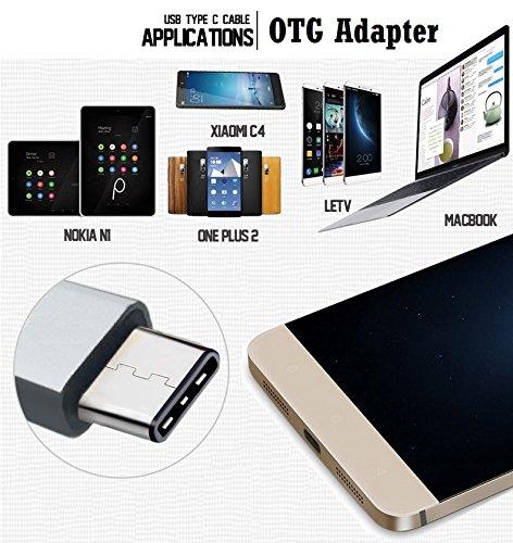 USB Type C OTG Adaptör Dönüştürücü Type-c Çevirici  Converter