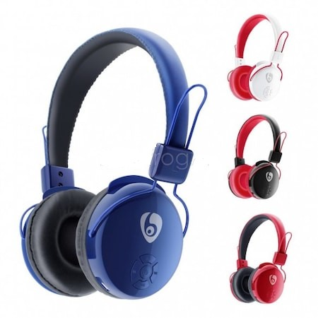 Bluetooth Mikrofonlu Kulaklık Hafıza Kart V8 OVLENG