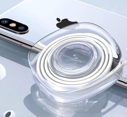 Yıkanabilir Jel Ped Telefon Tutucu Silikon Yapışkanlı Şeffaf