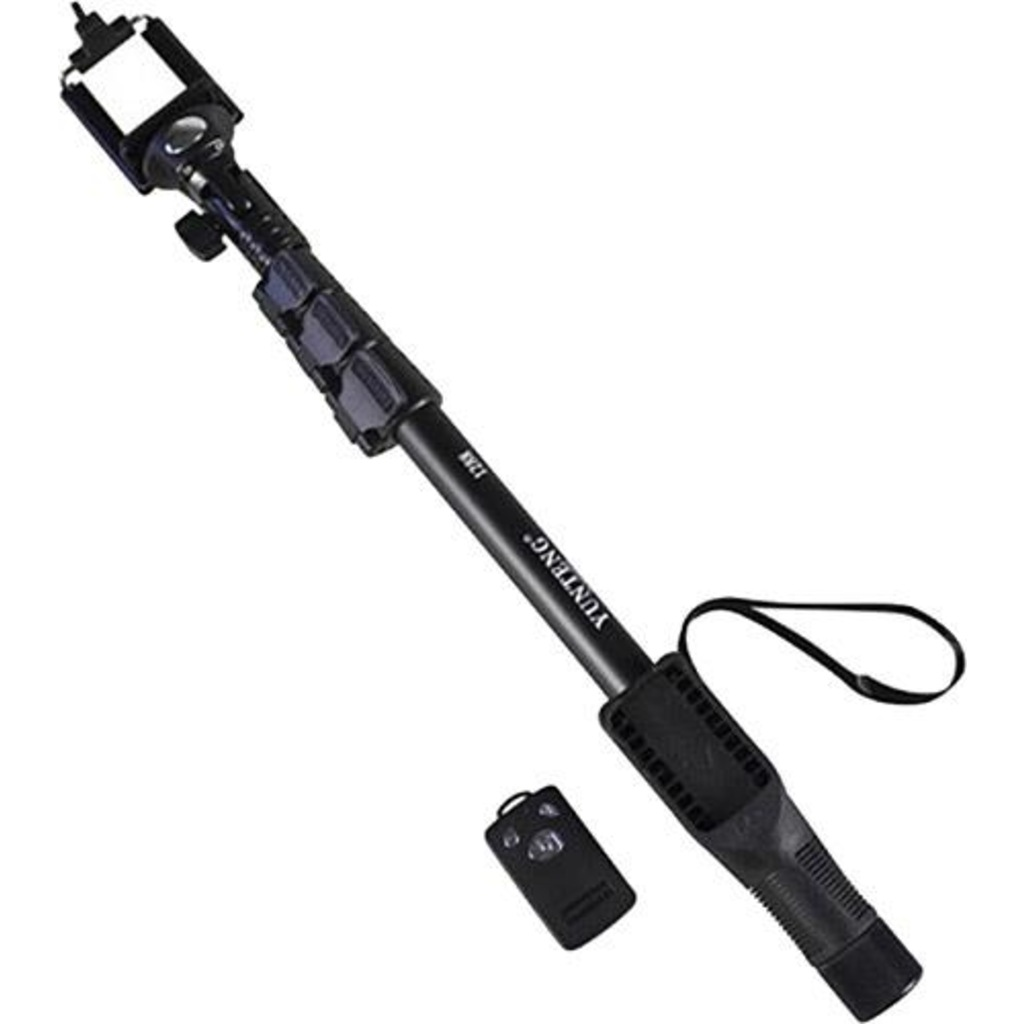 Yungteng Yt-1288 Uzun Bluetooth Monopod Selfie Çubuk  Kumandalı